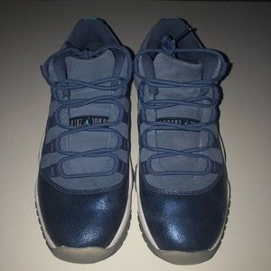 Jordan 11 Retro Low Blue Moon (gs)